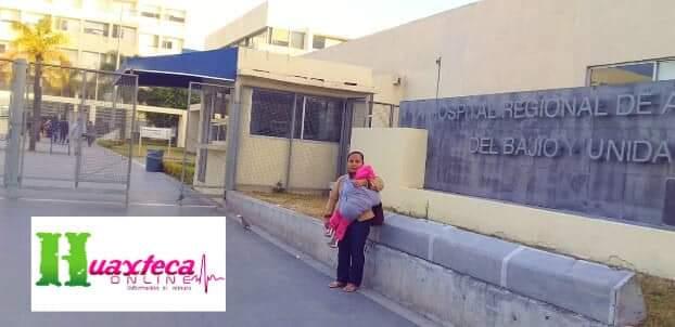 DIF Aquismón apoyó con traslado a Guanajuato a niña de comunidad