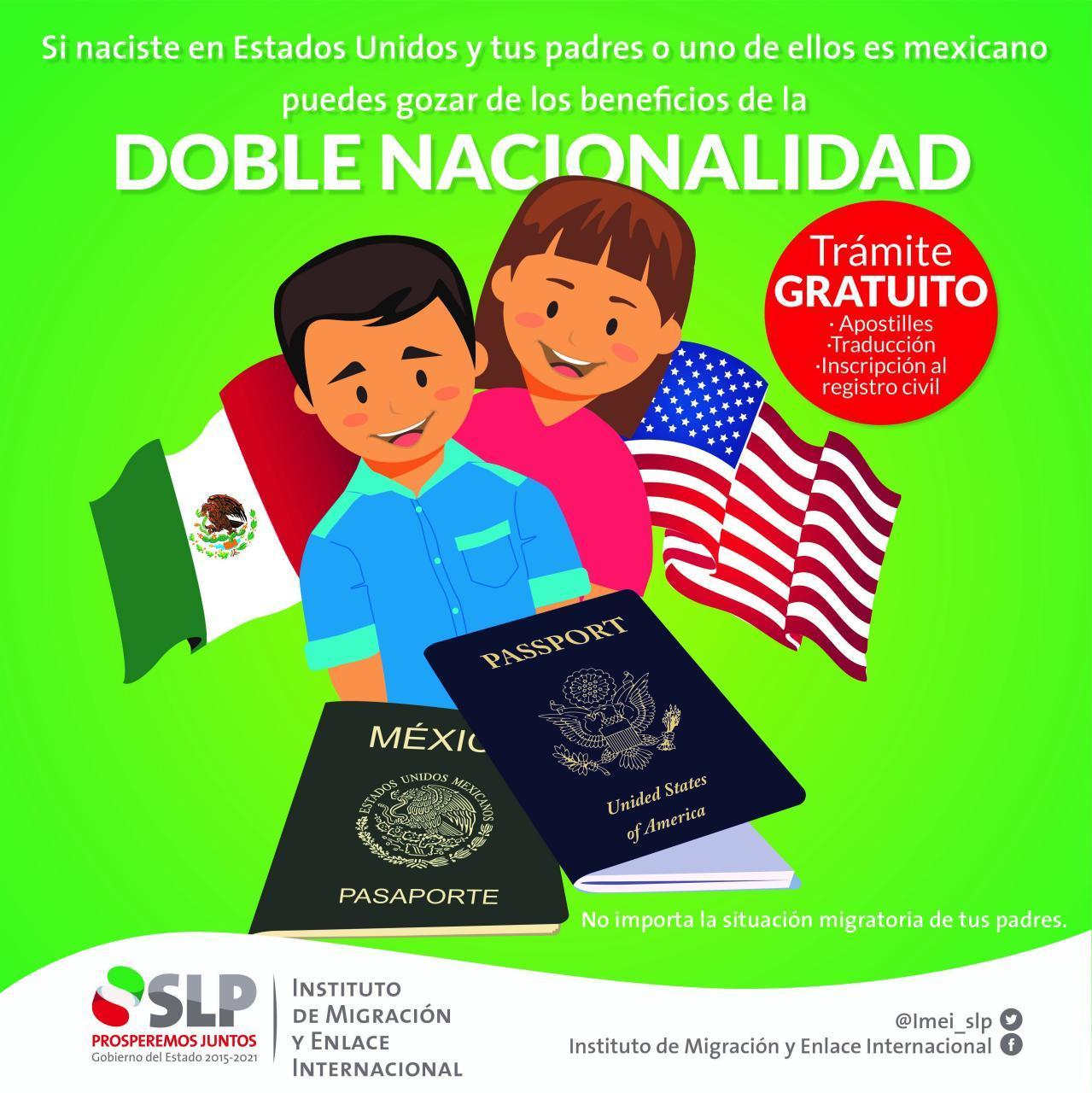 Huaxteca Online Programa Doble Nacionalidad Tendra Continuidad En El 2020 Huaxteca Online
