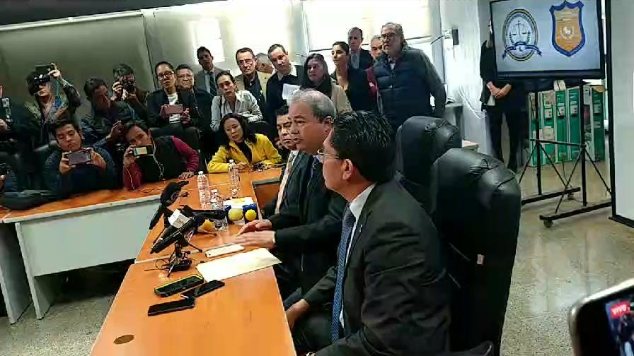 FISCALÍA ESCLARECE HOMICIDIO DE AURELIO GANCEDO