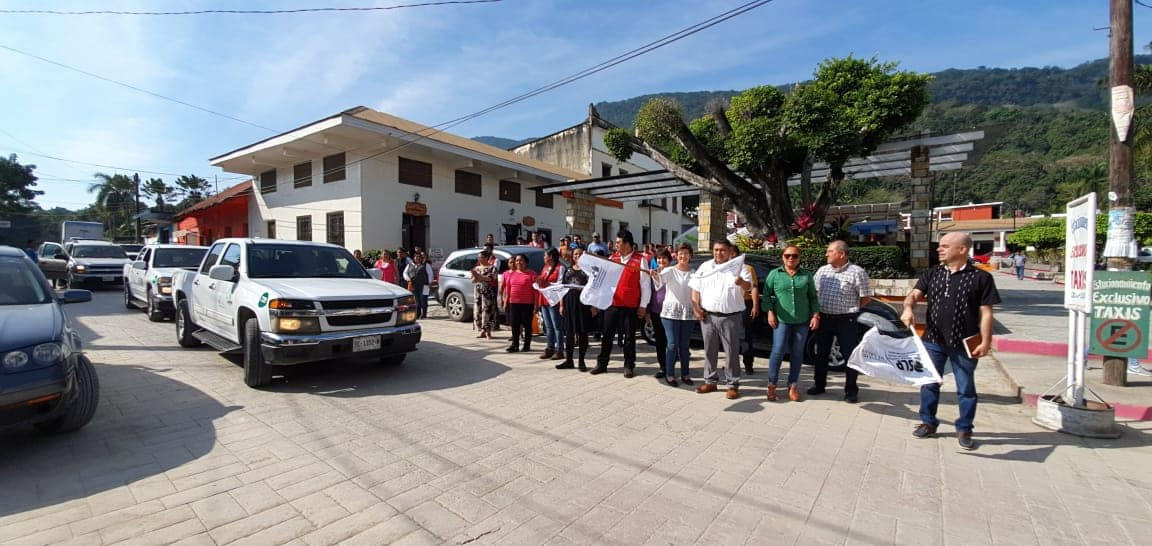 AUTORIDADES INAUGURARON «SEMANA ESTATAL DE PROTECCIÓN CONTRA RIESGOS SANITARIOS»